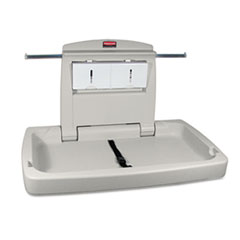 Rubbermaid® Commercial Horizontal Baby Changing Station
