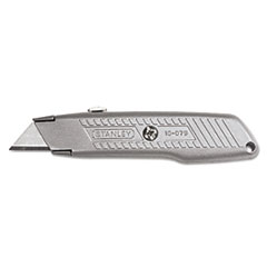 Stanley Tools® Interlock Retractable Utility Knife, Metal