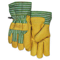 Anchor Brand® CW-777 Pigskin Cold Weather Gloves, Large