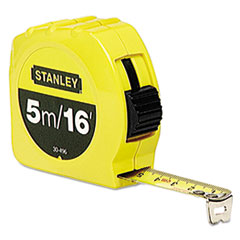 "Stanley Tools® Tape Measure, 3/4"" x 16ft"
