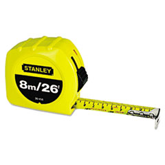 "Stanley Tools® Tape Rule, 1"" x 26ft"