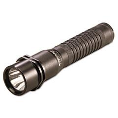 Streamlight® Strion LED Rechargeable Flashlight, 3.75V Lithium-Ion, 120V AC/DC Charger, Black