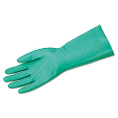 MCR™ Safety Unsupported Nitrile Gloves, Flocked Lined, Size 11/2X-Large