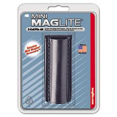 Maglite® Leather AA-Flashlight Holster, Black