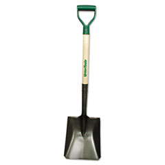 UnionTools® Square Point Shovel With Poly D-Grip