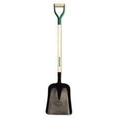 UnionTools® General-Purpose Street Shovel, D-Handle, #2, 34-Inch Handle