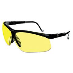 Honeywell Uvex™ Genesis Shooting Glasses, Black Frame