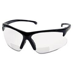 Smith & Wesson® V60 30 06 Reader Safety Eyewear, Black Frame, Clear Lens