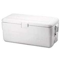 Rubbermaid® Marine Series Ice Chest, 102qt, White
