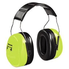 3M™ Peltor Optime 105 Hi-Viz Earmuffs, NRR 30
