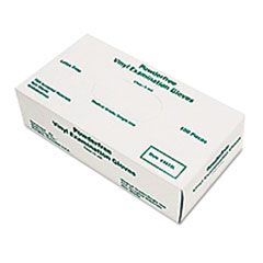 MCR™ Safety Disposable Vinyl Gloves, Large, 5 mil, Medical Grade, 100/Box