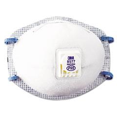 3M™ Particulate Respirator 8577, P95, 10/Box