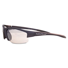 Smith & Wesson® Equalizer Safety Glasses, Gun Metal Frame, Clear Lens