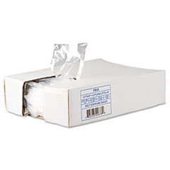 "Inteplast Group Silverware Bags, 0.7 mil, 3.5"" x 1.5"", Clear, 2,000/Carton"