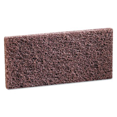 3M(TM) Doodlebug(TM) Brown Scrub 'n Strip Pad