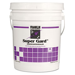 Franklin Cleaning Technology® Water Based Acrylic Floor Sealer, 5 gal Pail