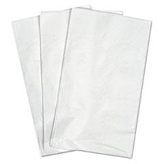 """GEN Dinner Napkins, 2-Ply, 14.50""""W x 16.50""""D, White"""