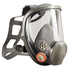 3M™ Full Facepiece Respirator 6000 Series, Reusable