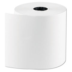 "National Checking Company™ RegistRolls Point-of-Sale Rolls, 3"" x 165 ft, White, 30/Carton"