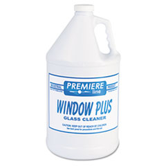 Kess Window A Ready-To-Use Glass Cleaner, Ammonia-free, 1gal, Bottle, 4/Carton
