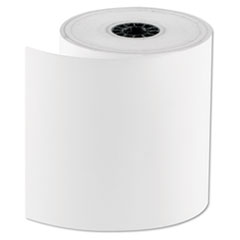 "National Checking Company™ RegistRolls Thermal Point-of-Sale Rolls, 3.13"" x 200 ft, White, 30/Carton"