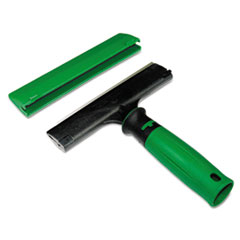 "Unger® ErgoTec Glass Scraper, 6"" Blade Width"