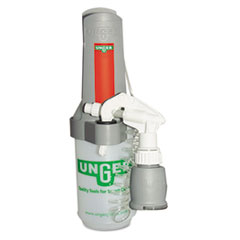Unger® Sprayer-on-a-Belt Spray Bottle Kit, 33oz