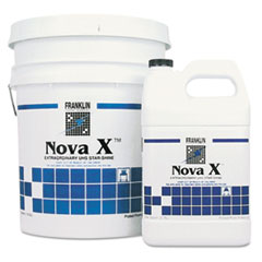 Franklin Cleaning Technology® Nova X® Extraordinary UHS Star-Shine Floor Finish