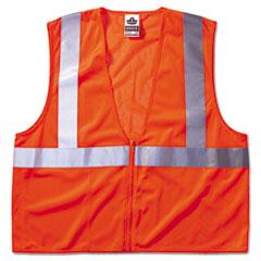 ergodyne® GloWear® 8210Z Class 2 Economy Safety Vest