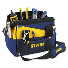 Contractors Zippered Tool Bag, 12in