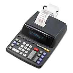 Sharp® EL2196BL Two-Color Printing Calculator, Black/Red Print, 3.7 Lines/Sec