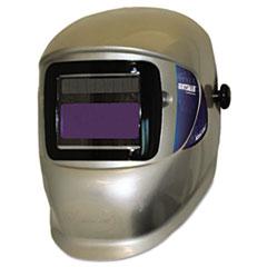 Jackson Safety* ELEMENT Solar-powered Variable ADF Welding Helmet, Silver
