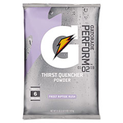 Gatorade® Original Powdered Drink Mix, Riptide Rush, 51oz Packets, 14/Carton GTD33672