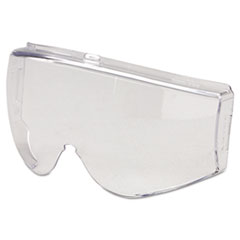 Stealth Safety Goggle Replacement Lenses, Clear Lens