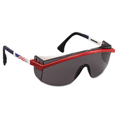 Honeywell Uvex™ Astrospec 3000 Safety Spectacles, Patriot Red-White-Blue
