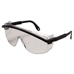 Honeywell Uvex™ Astrospec 3000 Safety Spectacles, Black Frame