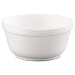 Dart® Insulated Foam Bowls
