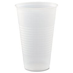 Dart® Conex Galaxy Polystyrene Plastic Cold Cups, 16oz, 50 Sleeve, 20 Bags/Carton