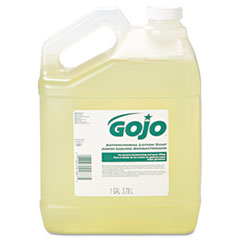 GOJO® Antimicrobial Lotion Soap, 1 gal, 4/Carton