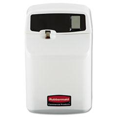 "Rubbermaid® Commercial SeBreeze Programmable Odor Neutralizer Dispenser, 4.75"" x 3.13"" x 7.5"", White"