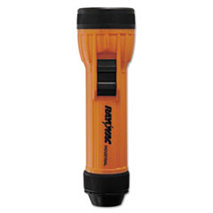 Rayovac® Safety Flashlight, 2 D Batteries (Sold Separately), Orange/Black