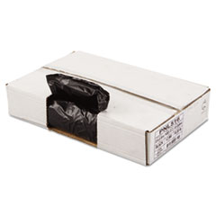 "Penny Lane Linear Low Density Can Liners, 33 gal, 1.2 mil, 33"" x 39"", Black, 100/Carton"