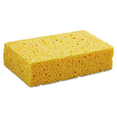 "Medium Cellulose Sponge, 3 2/3 X 6 2/25"", 1.55"" Thick,"
