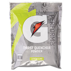 Gatorade® Original Powdered Drink Mix, Lemon-Lime, 8.5oz Packets, 40/Carton GTD03956