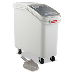Rubbermaid® Commercial ProSave™ Mobile Ingredient Bin