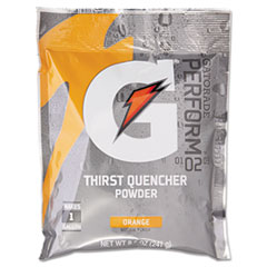 Gatorade® Original Powdered Drink Mix, Orange, 8.5oz Packets, 40/Carton GTD03957