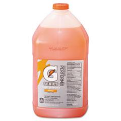 Gatorade® Liquid Concentrate, Orange, One Gallon Jug, 4/Carton