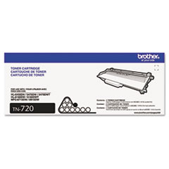 TN720 Toner, Black