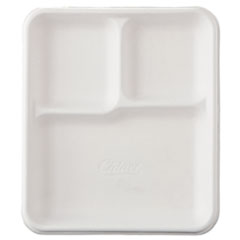 Chinet® Molded Fiber Cafeteria Trays Thumbnail