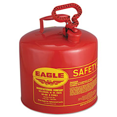 Eagle® Safety Can, Type I, 5gal, Red